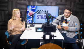 Javier's newPodcast/YouTube Channel: Social Strategies! A BUNCH of episodes filled with value coming your way!