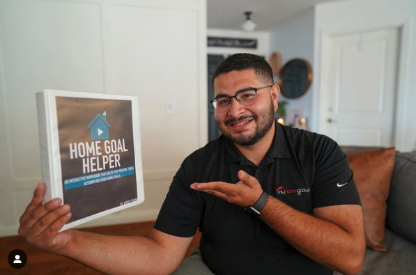 Javier released his first e-book. - The Home Goal Helper