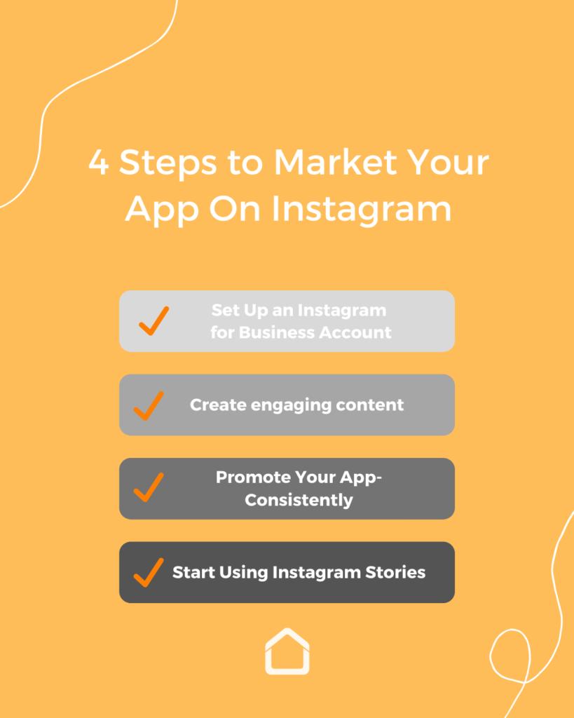 4 Steps to Market Your App On Instagram