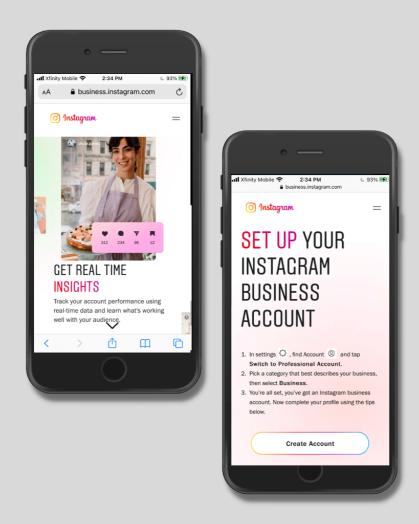 #1 Set up Your Instagram for Business Account